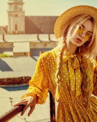 Comment porter du jaune quand on est blonde ?