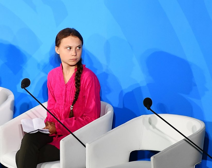 Greta Thunberg porte plainte contre la France