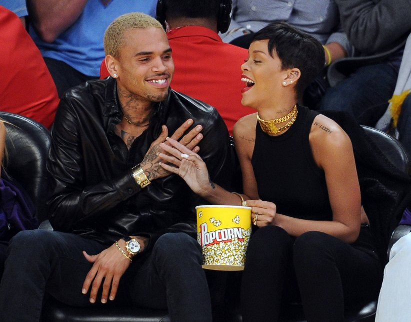 Chris Brown et Rihanna : je t'aime, moi non plus