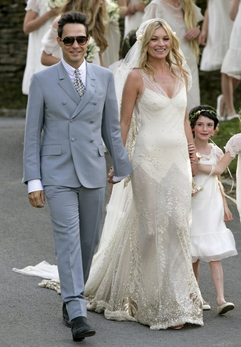 Kate Moss en John Galliano