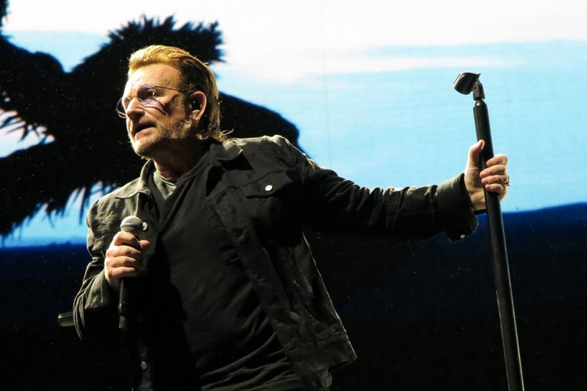 Bono : chanteur ultra engagé