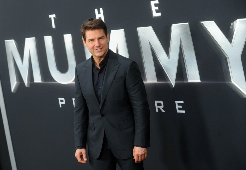 Tom Cruise : battu par son père