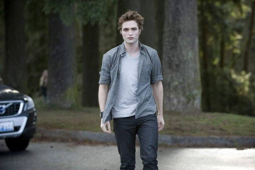 Robert Pattinson trouve Edward Cullen ridicule