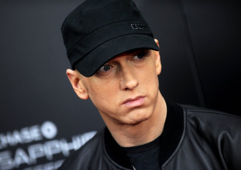Eminem, champion des charts et du box-office