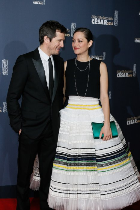 Guillaume Canet et Marion Cotillard, un couple rock'n'roll