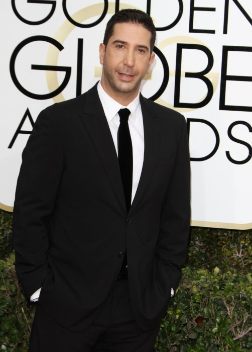 David Schwimmer alias Ross Geller