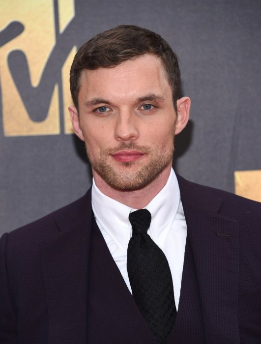 "Ed Skrein dans ""Hellboy : Rise of the Blood Queen"""