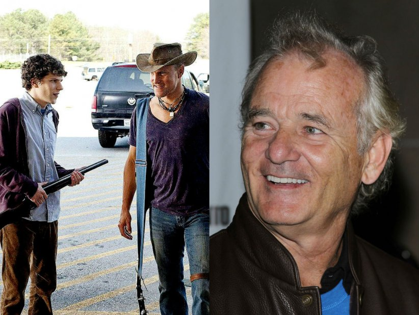 Bill Murray dans Bienvenue à Zombieland