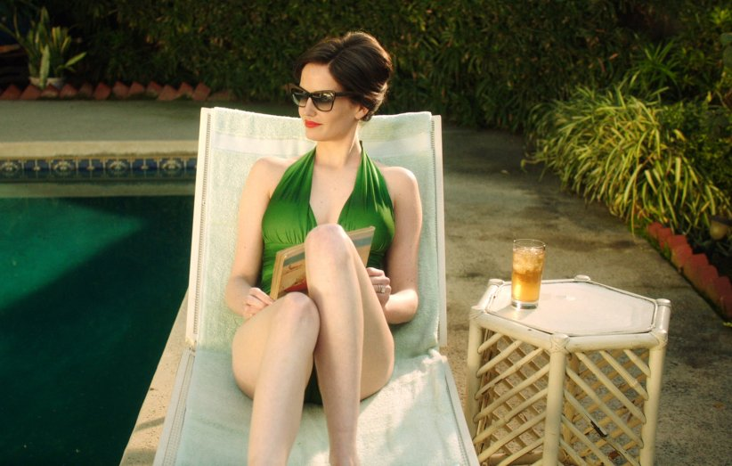 "Eva Green dans ""White Bird"""