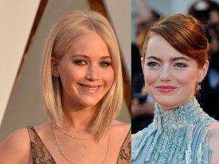 "Jennifer Lawrence est la ""plus grande fan"" d'Emma Stone"