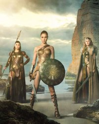 Justice League : Wonder Woman de retour à Themyscira ?