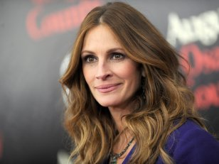 Julia Roberts face à la révélation de Room, Jacob Tremblay