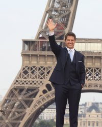 Tom Cruise, ravi d'être de retour à Paris pour Mission Impossible 6