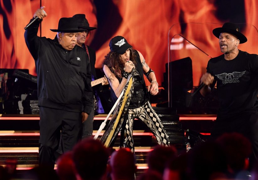 Aerosmith et Run-DMC