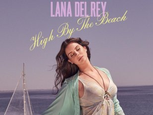 "Lana Del Rey publie le single ""High By The Beach"""