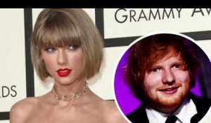 Le message touchant de Taylor Swift pour l'anniversaire d'Ed Sheeran
