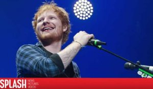 Ed Sheeran sera à l'honneur au Songwriters Hall Of Fame