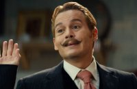 Charlie Mortdecai - bande annonce 2 - VOST - (2015)