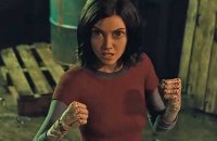Alita : Battle Angel - Extrait 3 - VO - (2019)