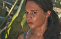 Tomb Raider - Bande annonce 2 - VF - (2018)