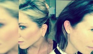 Jennifer Aniston a un nouveau piercing