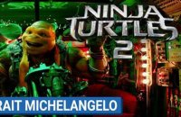 Ninja Turtles 2 - Extrait 7 - VO - (2016)