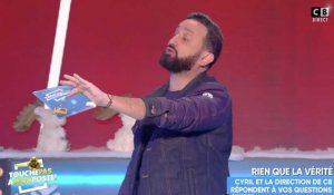 Cyril Hanouna évoque l'avenir de Jean-Luc Lemoine (TPMP) - ZAPPING PEOPLE DU 19/12/2018