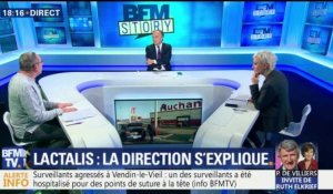 Lactalis: la direction s'explique