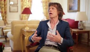 Mick Jagger raconte sa 1ère rencontre avec James Brown""