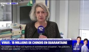 Virus: 18 millions de Chinois en quarantaine - 23/01