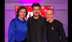 "Vincent Niclo chante le nouveau jingle de ""On Refait La Télé"""