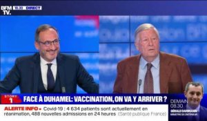 Face à Duhamel: vaccination, on va y arriver ? - 23/03