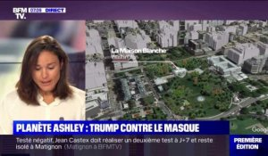 Trump contre le masque - 09/09