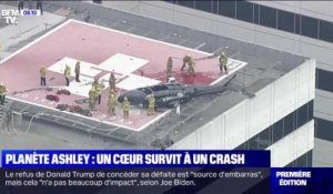 Un cœur survit à un crash - 11/11