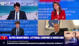 Story 4: Le littoral des Alpes-Maritimes confiné le week-end - 22/02