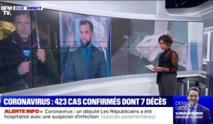 Coronavirus: 423 cas dont 7 morts en France - 05/03