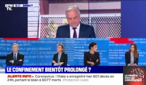 Story 3 : Le confinement bientôt prolongé ? - 23/03