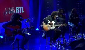 Michaek Kiwanuka - Cold little heart (Live) - Le Grand Studio RTL