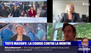 Tests massifs : la course contre la montre - 06/05