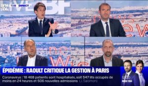 Epidémie : Raoult critique la gestion à Paris (2/2) - 20/05