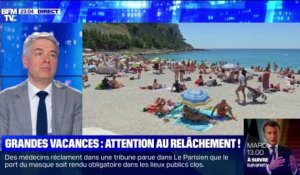 Grandes vacances: attention au relâchement ! (2/2) - 11/07