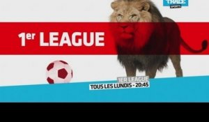 Bande-Annonce: 1er League vs Match Retour