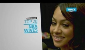 Bande Annonce: Top 20 NBA Wives