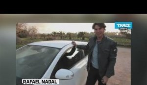 Sporty News: Nadal vend sa vieille voiture