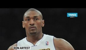 "Sporty News: Ron Artest, pas vraiment ""peace"""