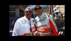 F1 - Force India - Bilan mi-saison 2013 - di Resta & Sutil - F1i TV