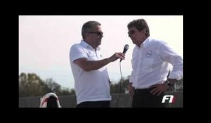 F1i TV : Briefing du GP du Brésil 2012 de F1