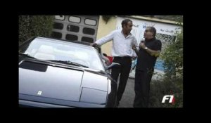 F1i TV : Briefing du Grand Prix d'Italie 2012 de F1