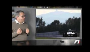 F1i TV : L'affaire Mercedes-Pirelli