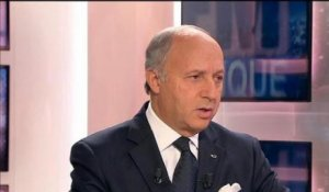 BFM Politique : l'interview de Laurent Fabius par Olivier Mazerolle - 10/02